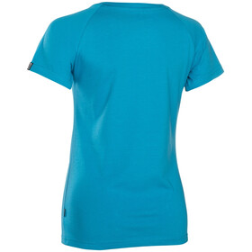 ION Logo T-shirt Dames, bluejay